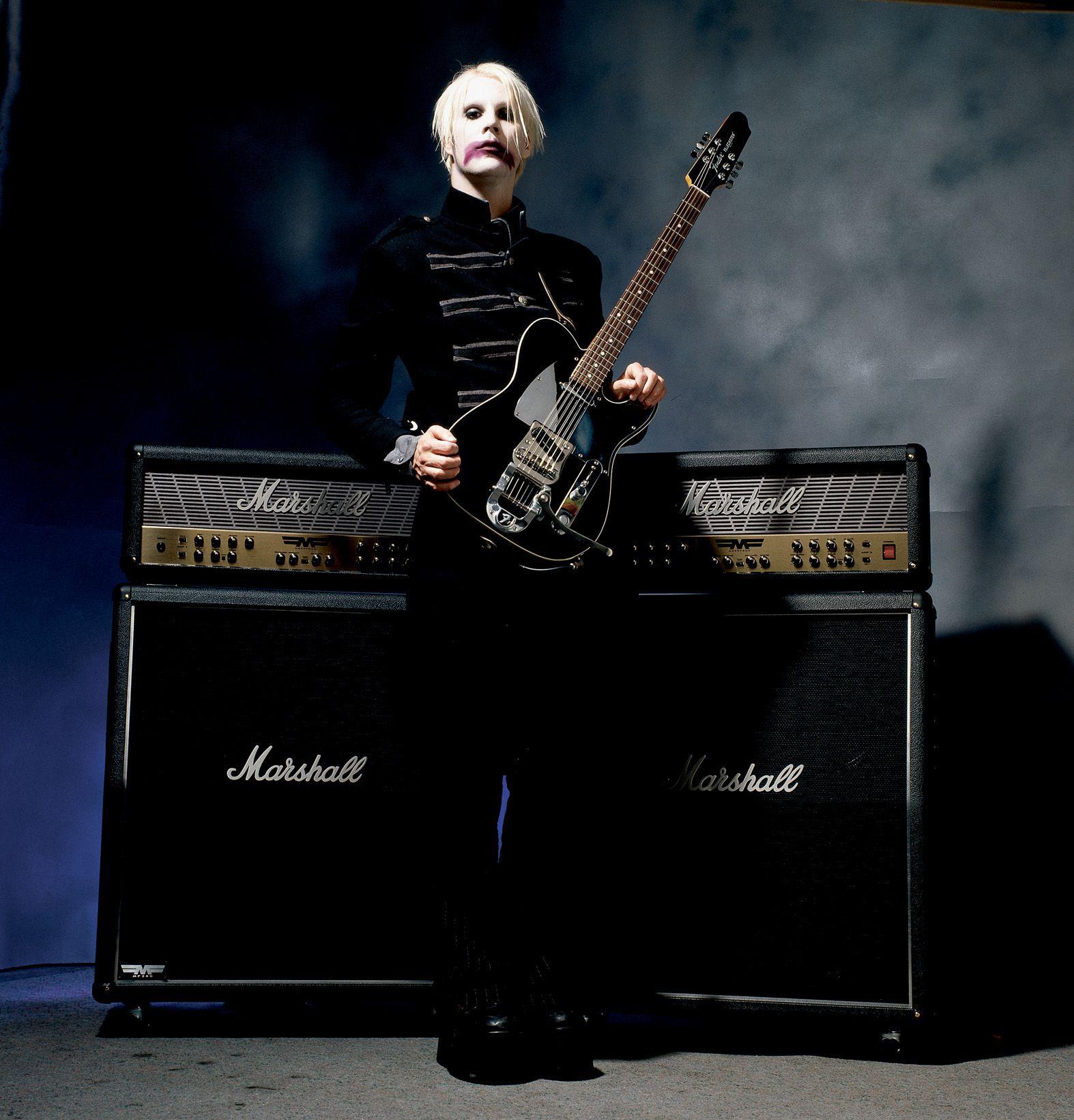 John 5 Marilyn Manson Rob Zombie Play That Funky Music Best Guitarist John 5