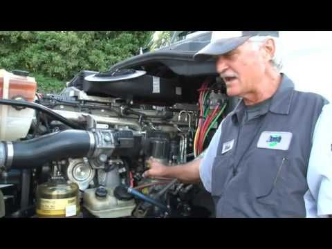 55 Pre Trip Engine Compartment Youtube Bus Driver Training