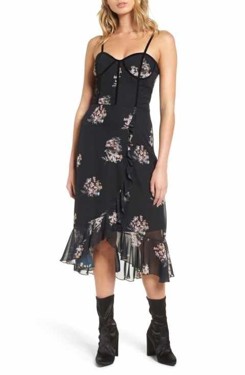eff4e4c82a14 Leith Floral Corset Dress | Pretty Dresses | Pinterest | Dresses ...