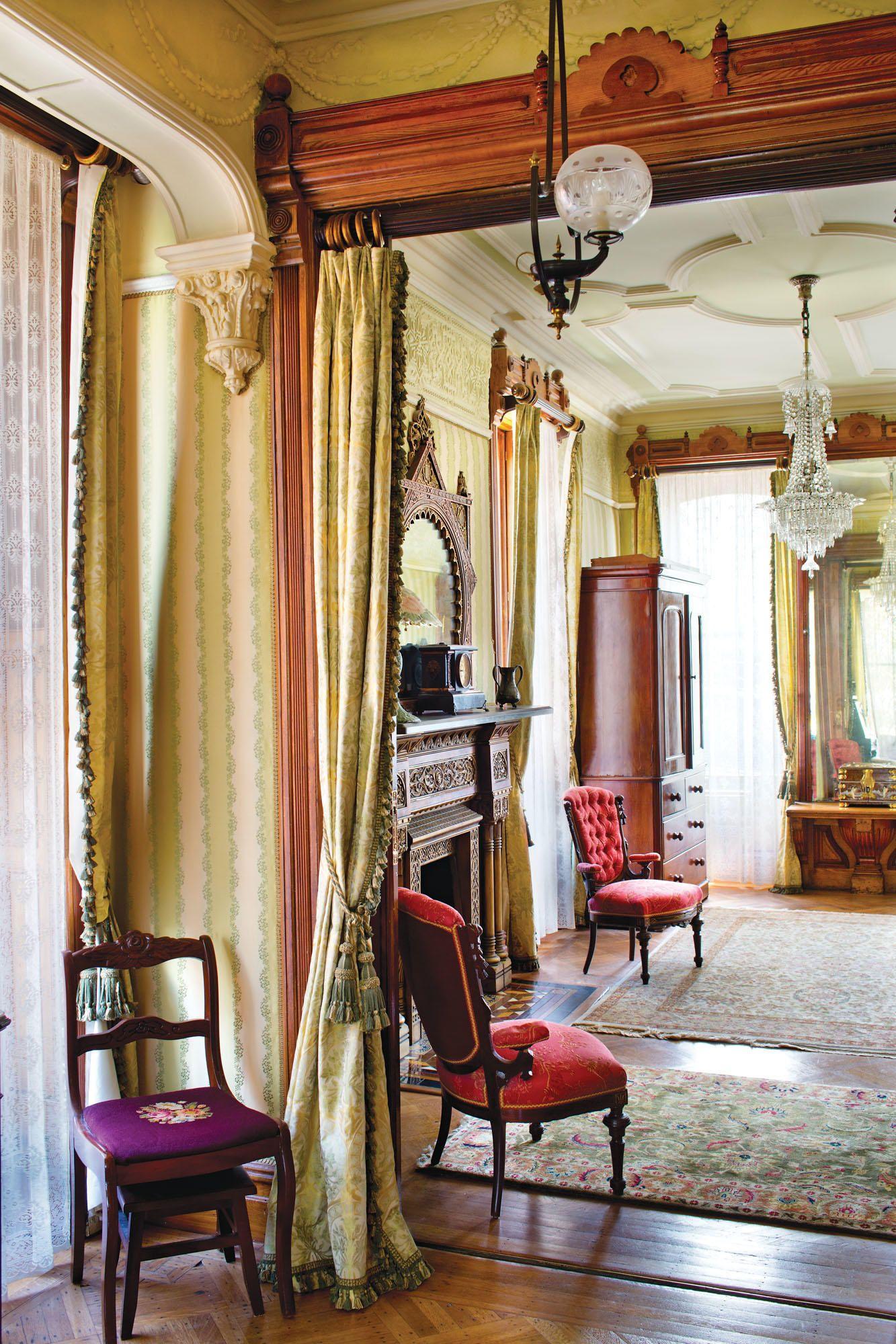 A Preserved 1883 Brownstone - Restoration & Design for the ...