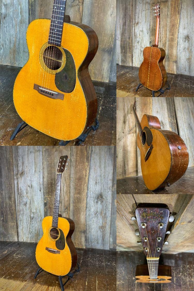 1953 Martin 000 21 Elderly Com Instruments Acoustic Electric Guitar Dulcimer