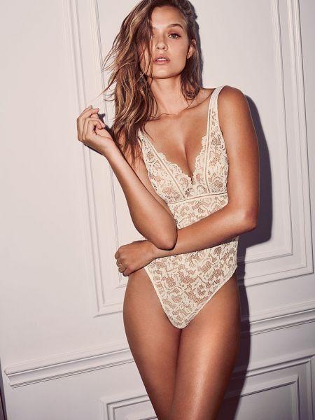 lingerie de mariee