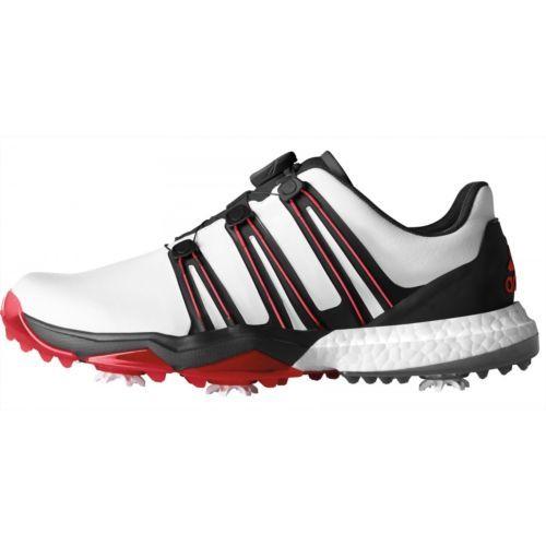 nuove scarpe da golf mensadidas powerband boa bianca q44870 q44867 scegliere
