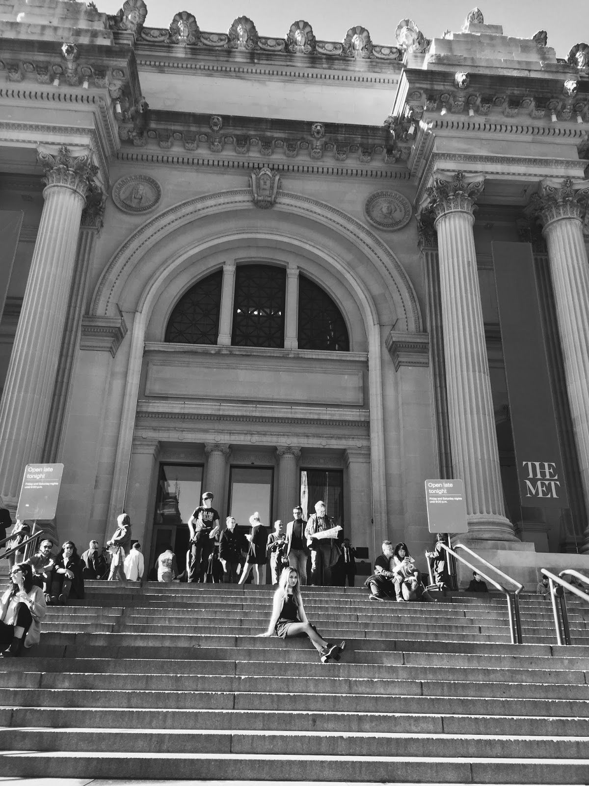 S/S Style: Steps of the Met
