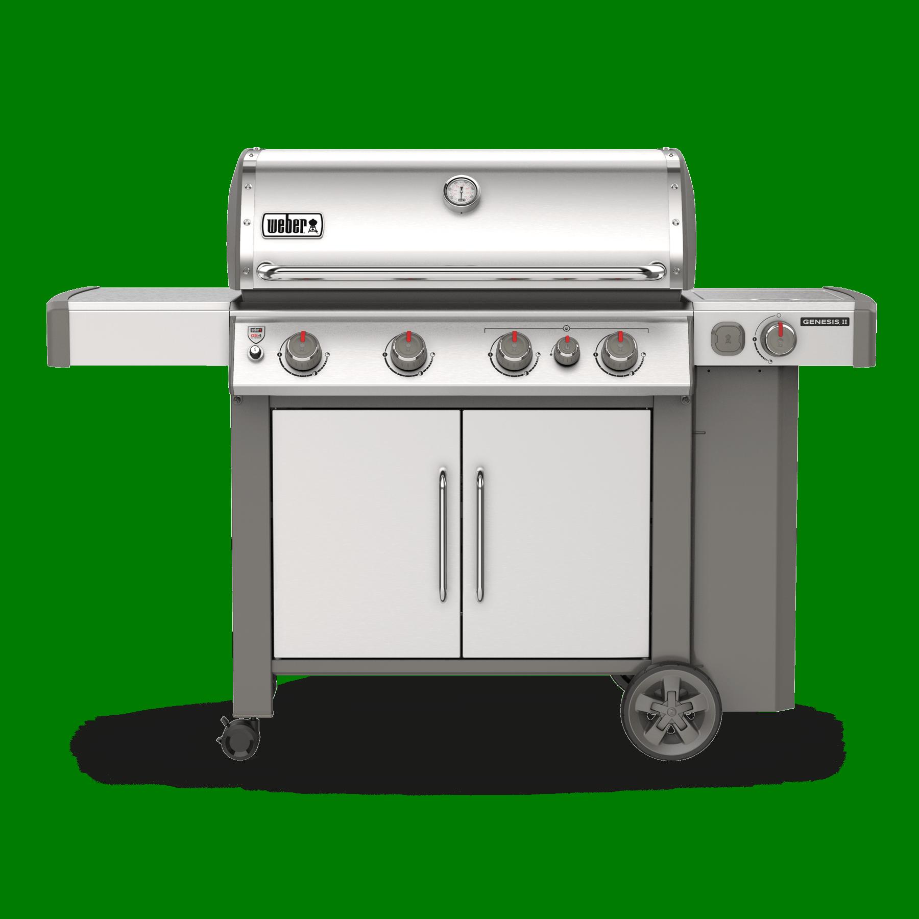 Genesis Ii S 435 Gas Grill Genesis Ii Series Gas Grills In 2020 Gas Grill Propane Gas Grill Propane Grill