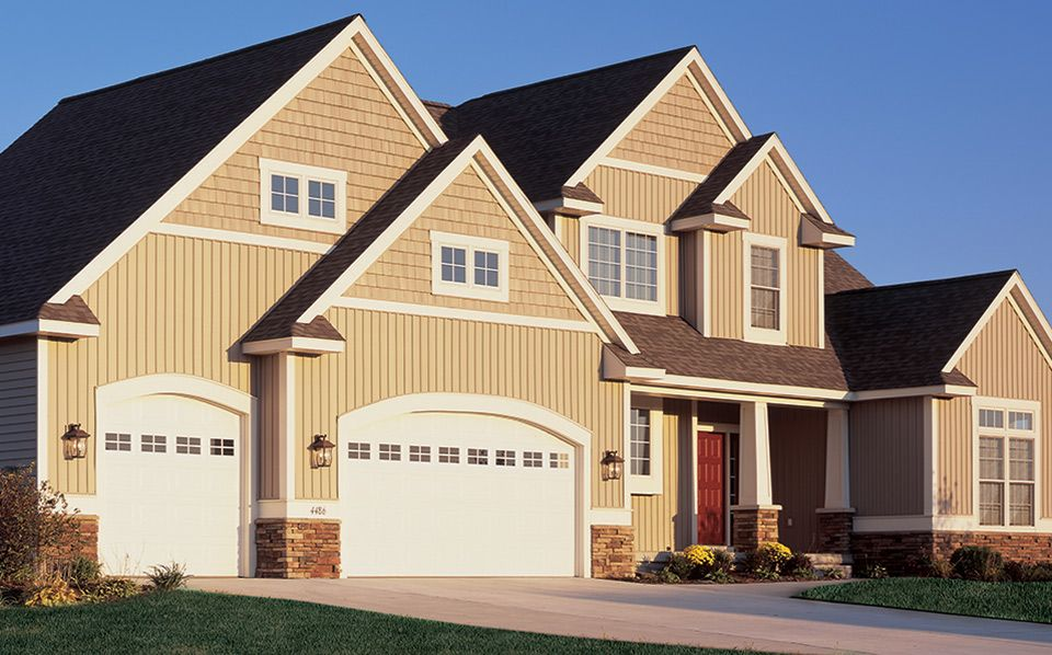 Vinyl Siding Installation Manual Vinyl Siding Vertical Siding Siding Styles