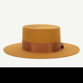 a848e649107de Trumpet Blues Felt Fedora Hat