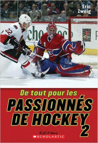 De Tout Pour Les Passionnes De Hockey 2 Amazon Com Eric