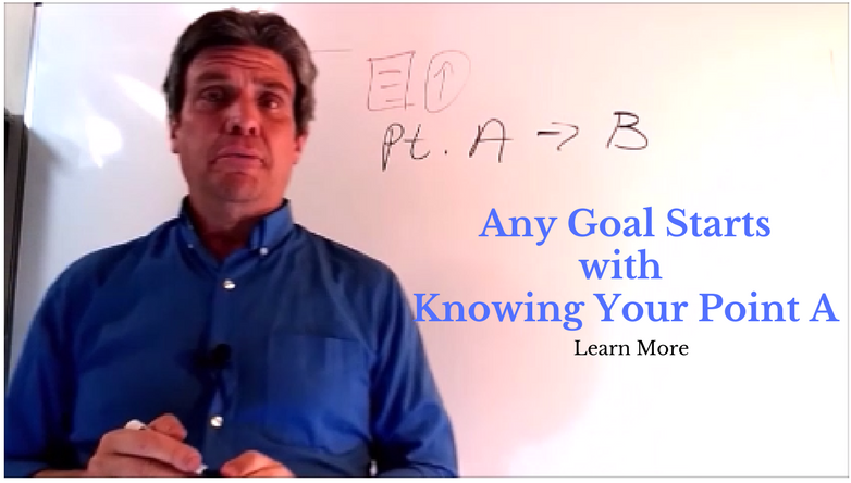 This is the first part of a six part video series in achieving any goal that you may have.   In this video we cover the importance of knowing where you are today so you can start to build that road map to where you want to be.  To be notified of new videos, events, and training please join our network via email (http://eepurl.com/b5l34r) or receive updates by text by typing kevindunlap to 40691.