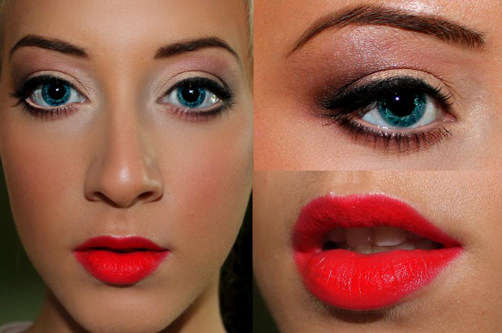 Satin Finish Makeup Tutorial Beauty makeup, Smokey eye