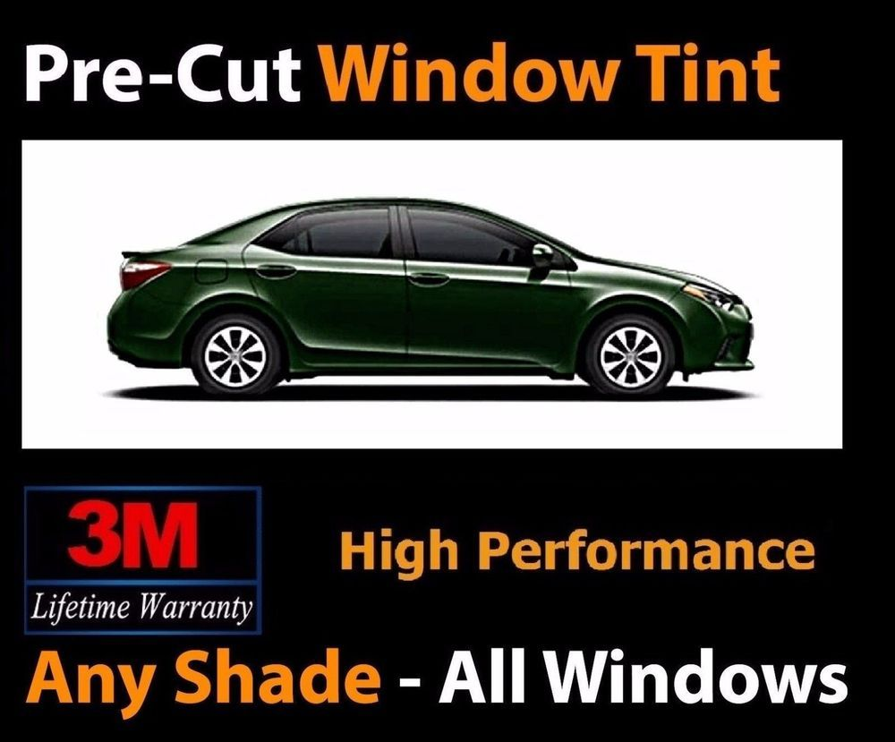 All Precut 3m High Performance Window Film Fit For Ford All Glass Any Shade Arizonatint High Performance 3m Window Film