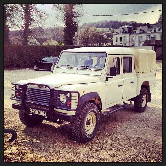 Land Rover Defender For Sale Nc: Beautiful Land Rover Defender 130. Owned By The Champagne