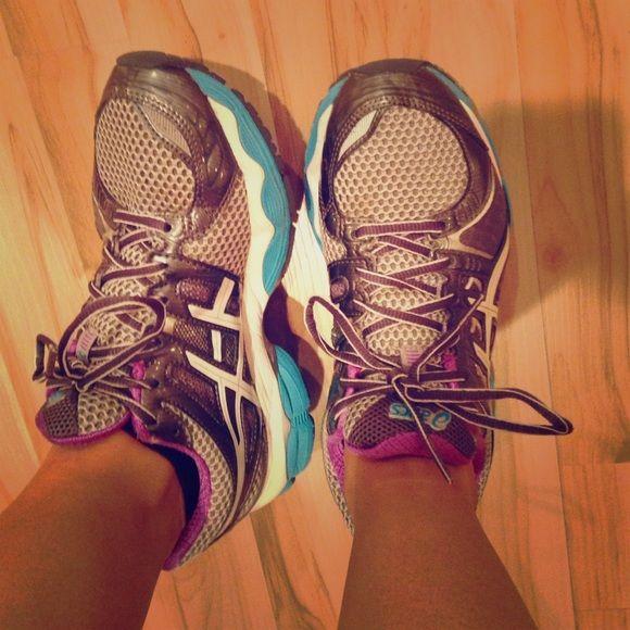 SOLD! Asic Gel Nimbus 14 | Asics shoes