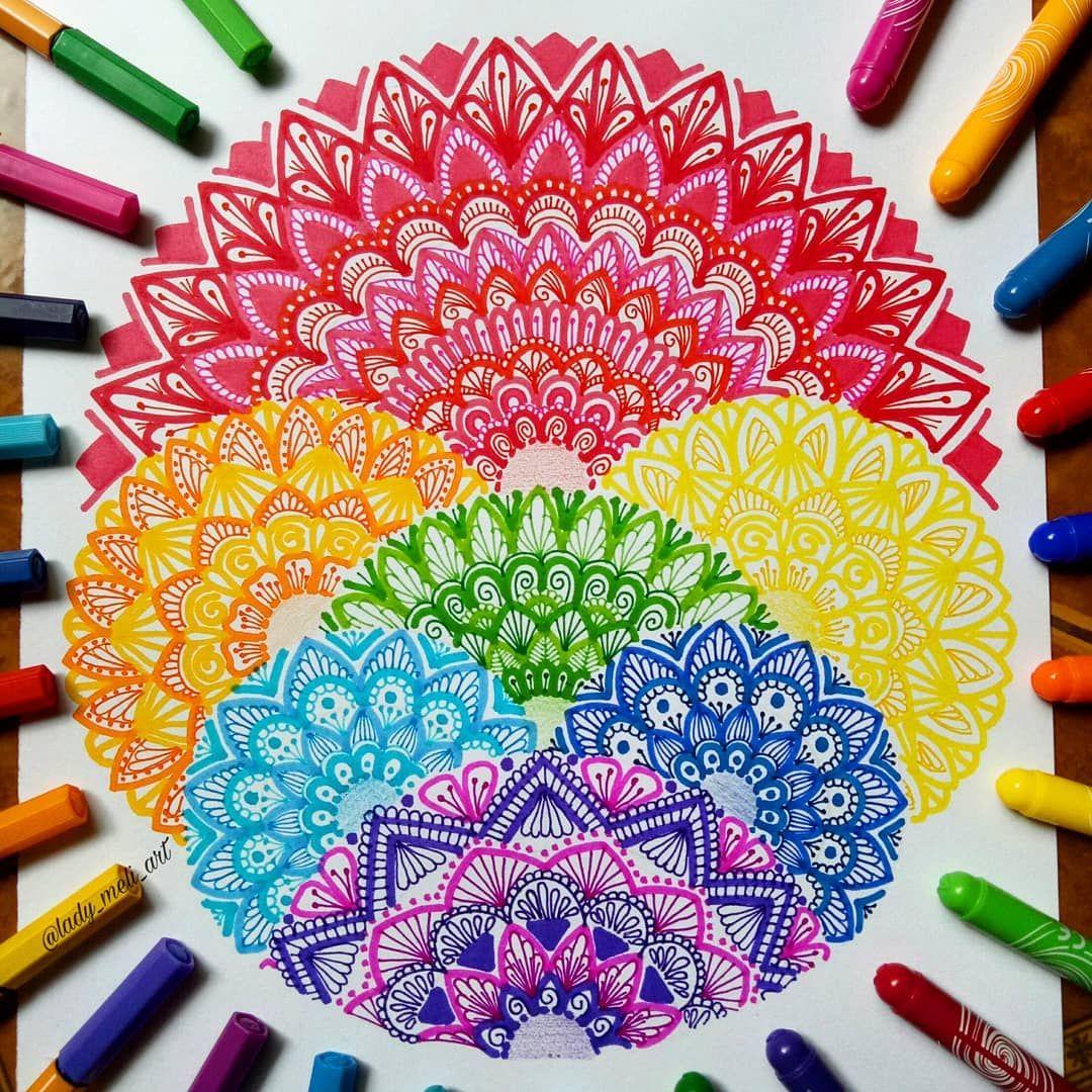 22 5k Followers 244 Following 5 087 Posts See Instagram Photos And Videos From Mandala Sharing Page I Mandala Art Lesson Mandala Coloring Mandala Drawing