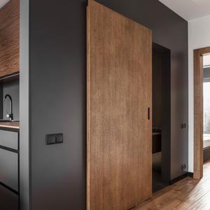 Magic 2 Wall Mount Concealed Sliding System For Wood Doors In 2020 Room Door Design Door Design Modern Sliding Doors Interior