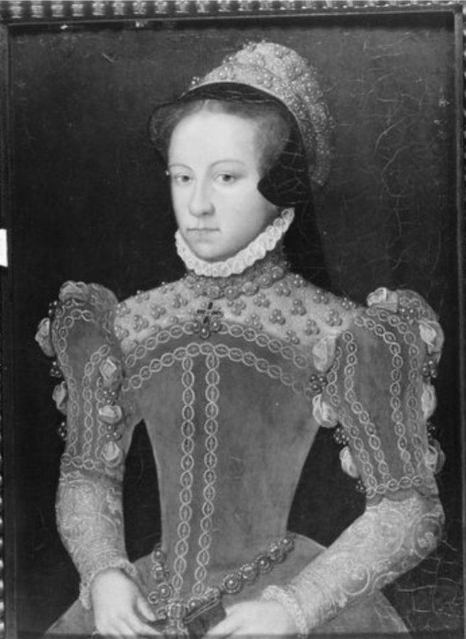Photo of Unknown Lady Called Mary Tudor