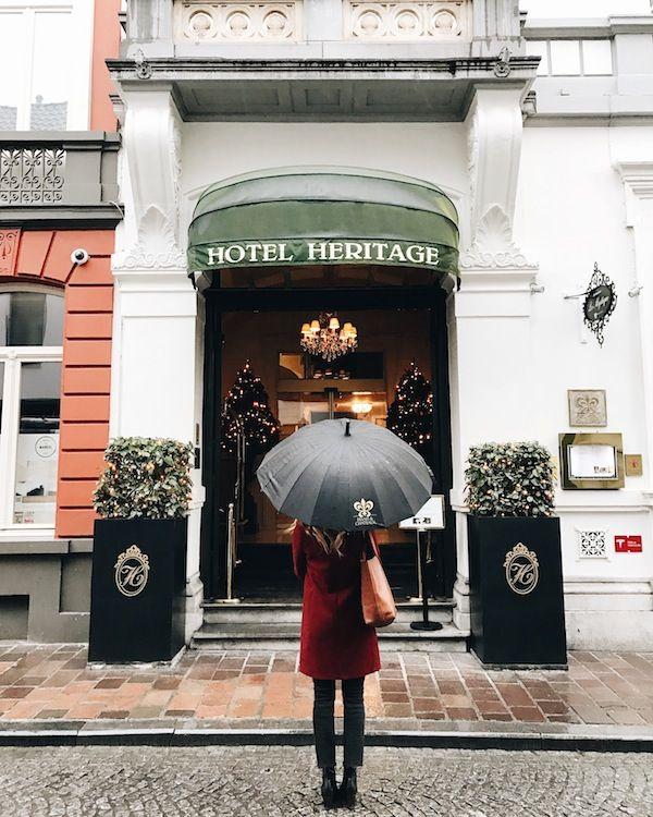 Winter in Brugge - Lauren Stephanie Wells