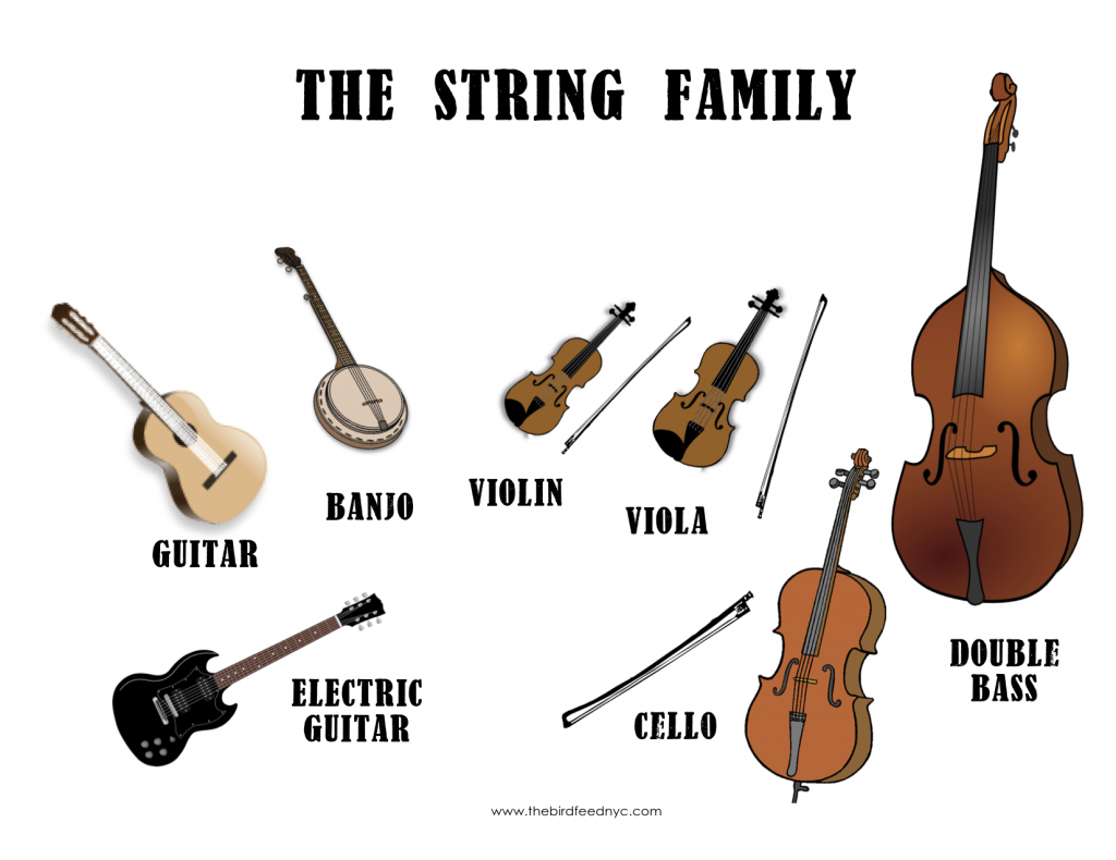 The Woodwind Family: To make a sound on a woodwind instrument we ...