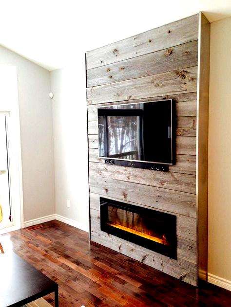 Living Room Tv Wall Ideas Mount Tv Decor 60 Ideas For 2019 In 2020 Living Room Tv Wall Wall Units With Fireplace Living Room Tv