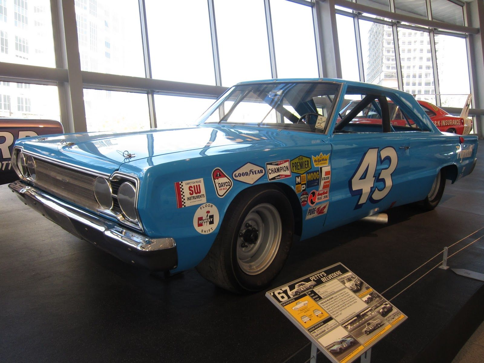 Richard Petty S Plymouth Belvedere Autos Pinterest