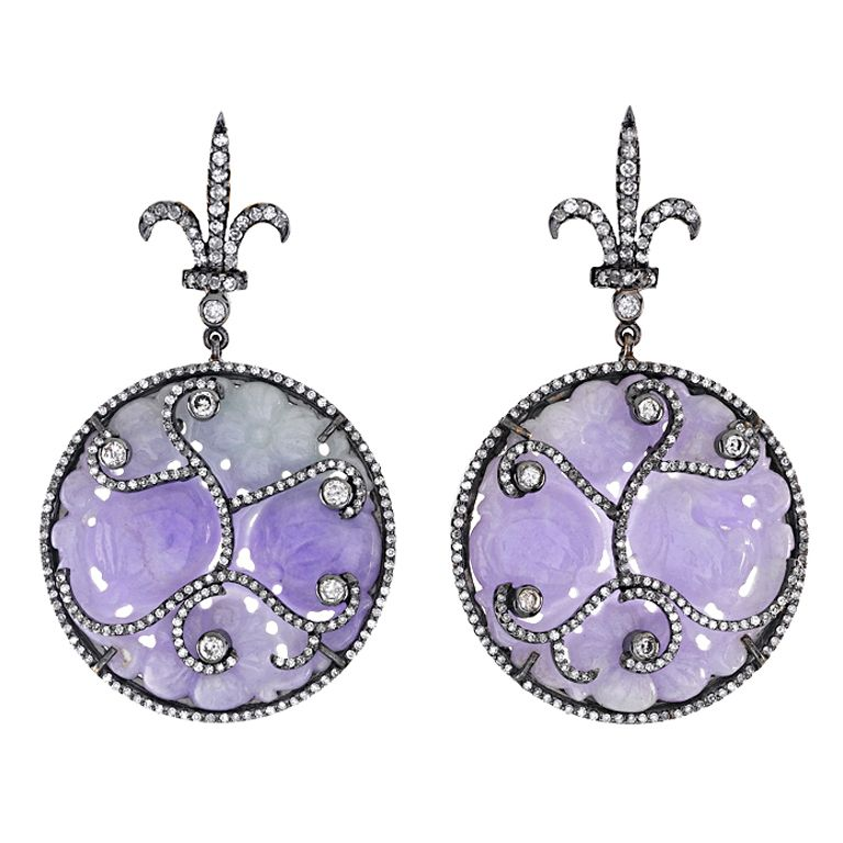 silver product shipping jade jewelry versil on sterling watches lavender purple free earrings