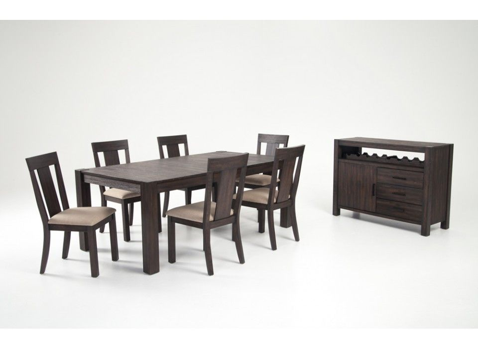 Summit 42 x 78 8 Piece Dining