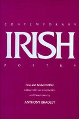 Cover image for Contemporary Irish poetry