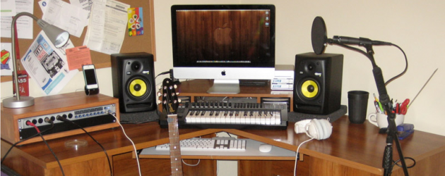 My 3000 Home Recording Studio This Is More Like It