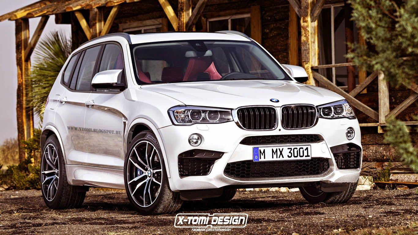 BMW X3 M To Get Competition Package Bmw x3, Bmw, Bmw