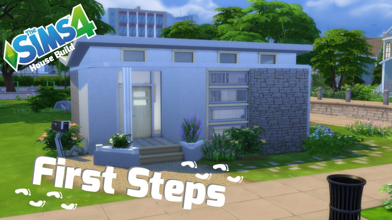 The Sims 4 - Starter House - First Steps