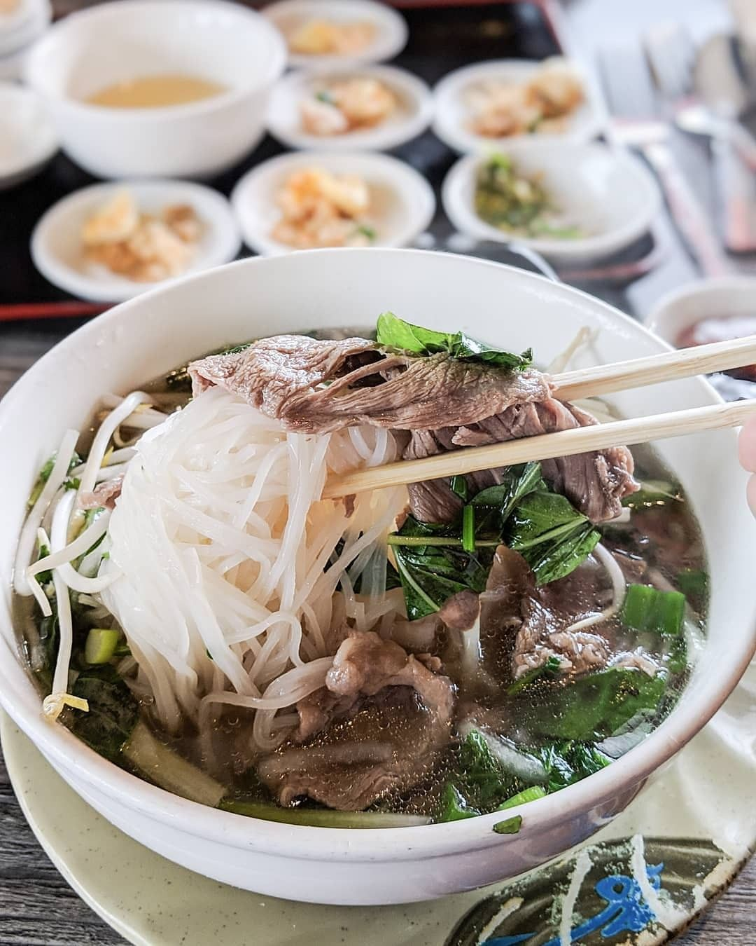 S O To Mattatouille Eater La For Making The Trip To Visit Pho Hue Oi In South Bay Redondo Beach And Trying Our With Images Certified Angus Beef Angus Beef Serious Eats