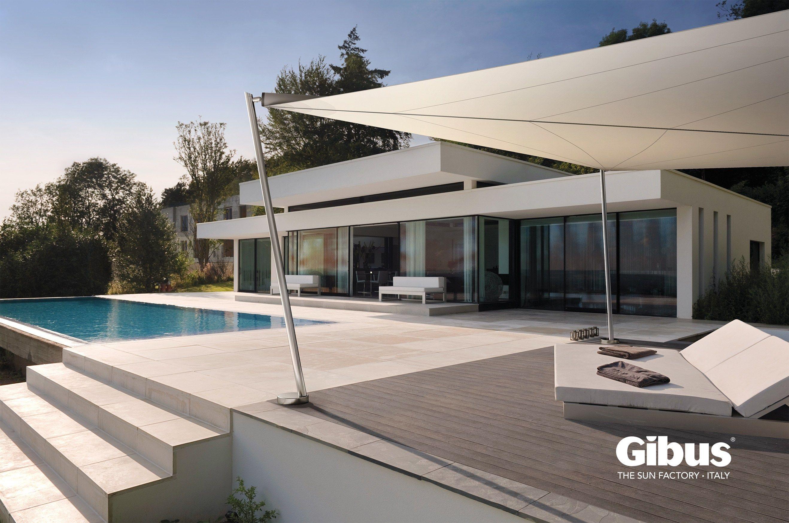 LIBRE Tenda a vela by GIBUS | progetti | Pinterest | Archi e Progetti