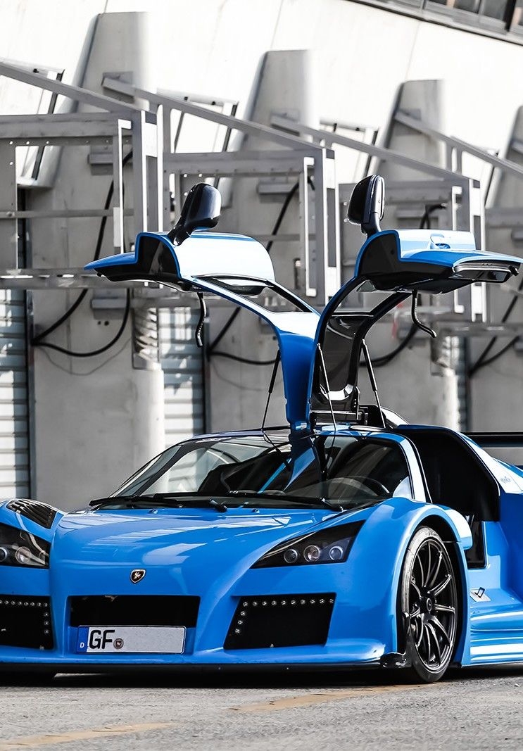 Gumpert Apollo and those butterfly doors are dope Cars