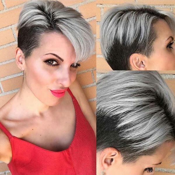 2016 Kurze Haare Stylen Und Trends Fur Frauen Frisuren Beauty