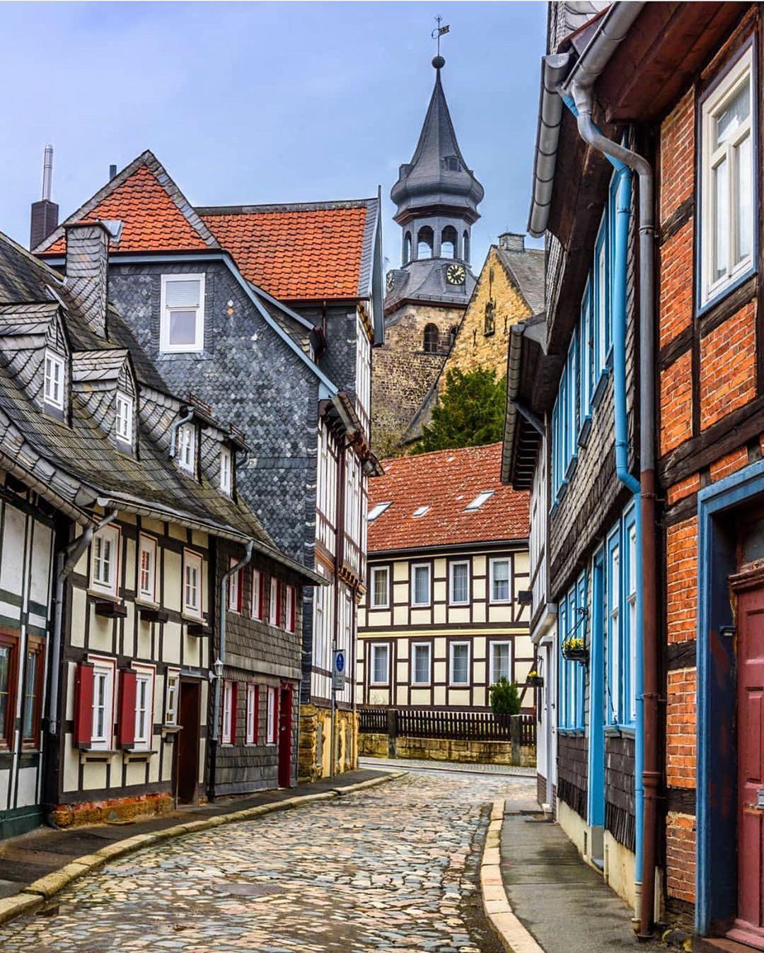 Goslar Germany Schone Orte Goslar Reisen