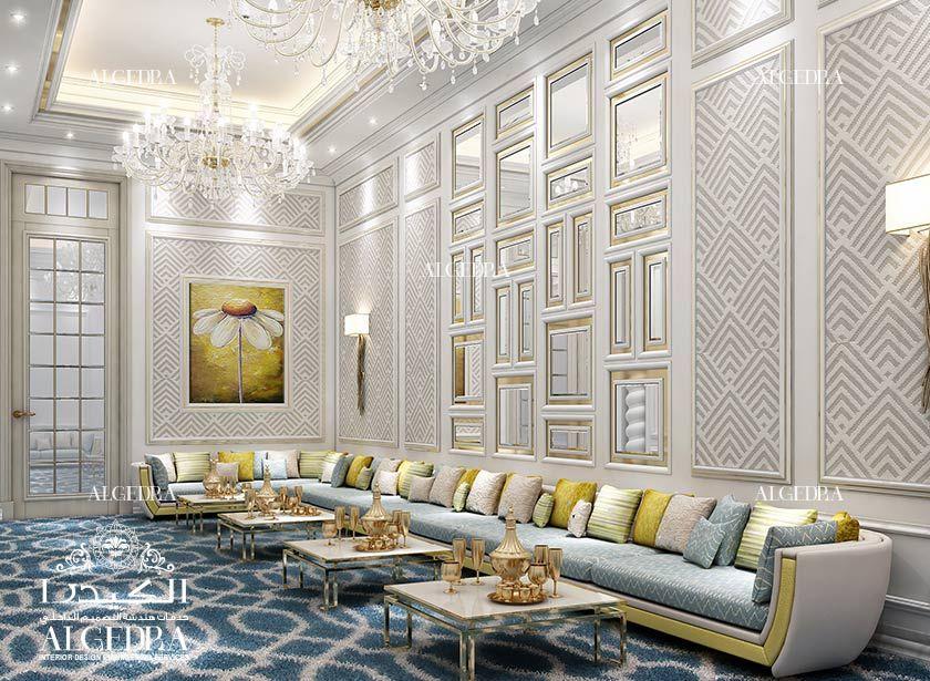 تصميم مجلس تصميم داخلي لمجلس عربي Interior Design Home Design Living Room Design