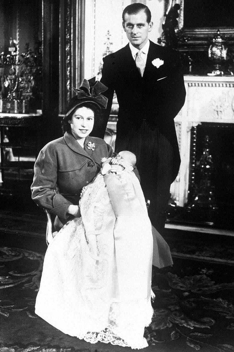 A Royal Photo Album Queen Elizabeth II And Prince Philip