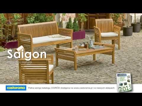 Meble Ogrodowe Saigon Katalog Ogród 2013 Meble