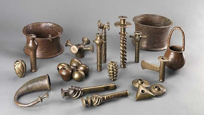 Image result for copper chalcolithic artifacts