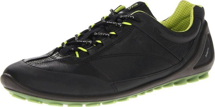 Buty Ecco Biom Zero Skora Z Yaka Cross Training Shoes Training Shoes Black Shoes