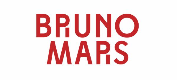 Bruno Mars Logo 2 Png 600 273 Bruno Mar Lista De Reproduccion Pegatinas Bonitas