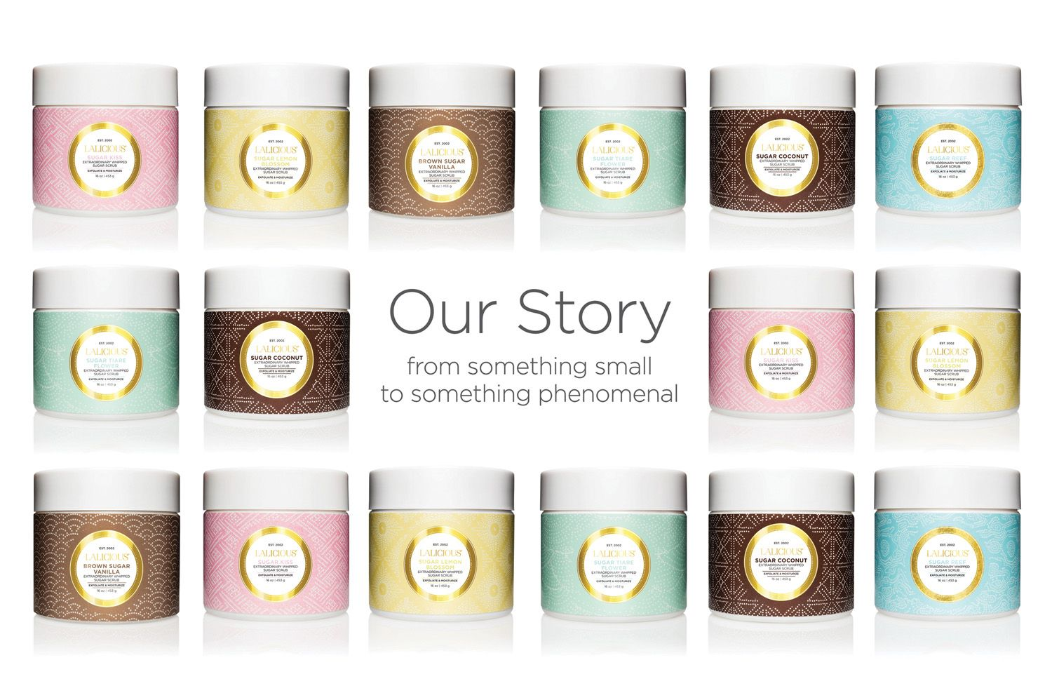 About Us - The LALICIOUS Story