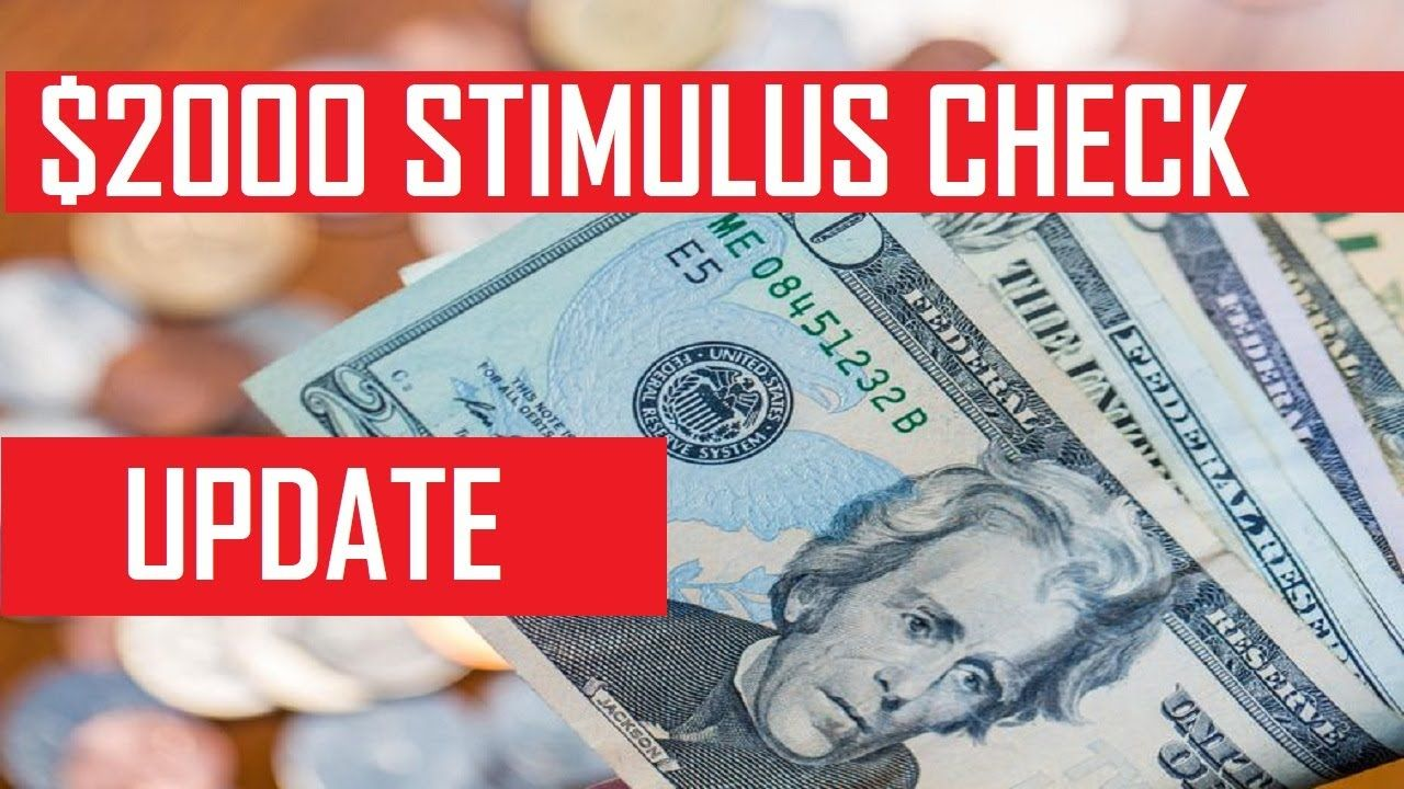2000 Second Stimulus Check Update for May 24th in 2020