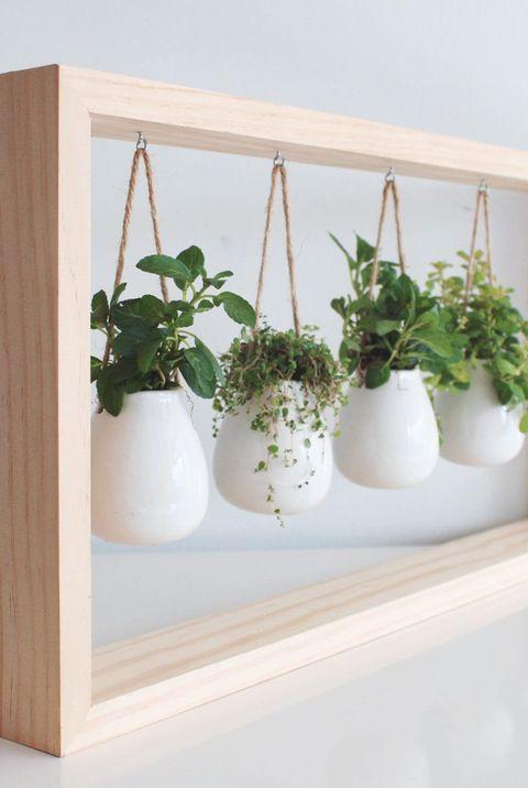 14 Indoor Herb Garden Ideas 2020 Kitchen Herb Planters 400 x 300