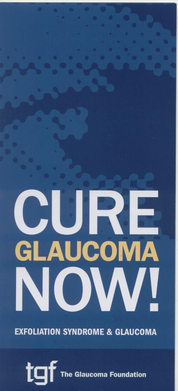 2500 Donate Today To Glaucoma Research For A Cure Tomorrow