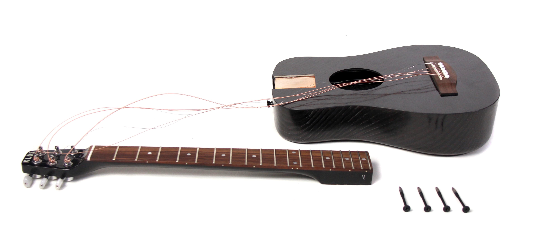 Klos Carbon Fiber Travel Guitar Guitar Travel Traveltips Travelhacks Guitar Acoustic Carbon Fiber