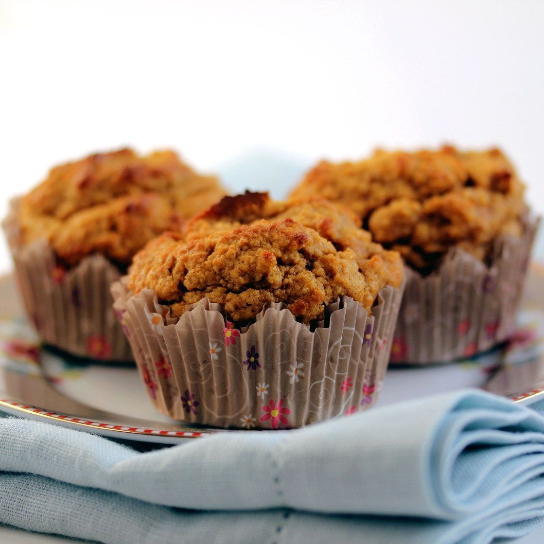 The Best LowCarb Pumpkin Spice Muffins LowCarb So Simple