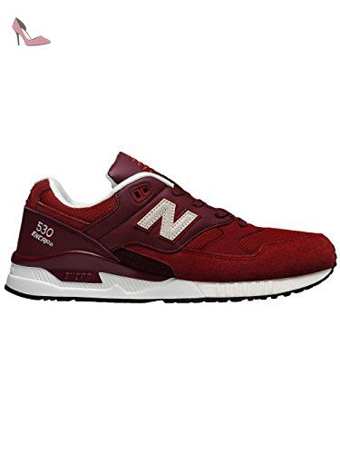 reputable site 50795 49d0c New Balance M530 Oxidation B Rouge Bordeaux Rouge 41½ - Chaussures new  balance ( Partner