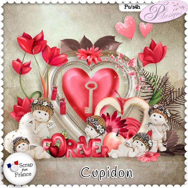Description : Voici un mini kit plein d'amour Ce kit contient: 8 papiers. 36 éléments. http://scrapfromfrance.fr/shop/index.php?main_page=product_info&cPath=88_130&products_id=8864