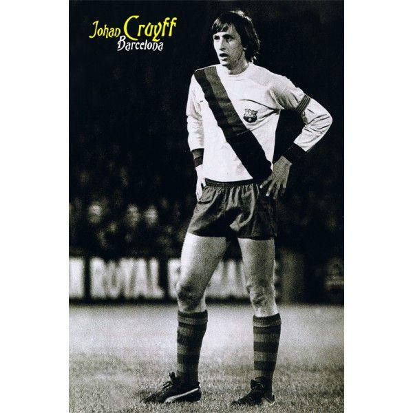 Cheer up Barcelona fans. Here's Johan Cruyff. #barca #vintage #football